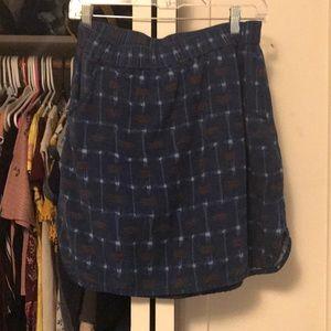 NWOT Patagonia Tencel Skirt